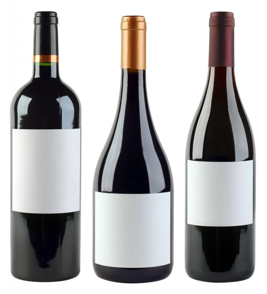 Weinflaschen und ihre Formen