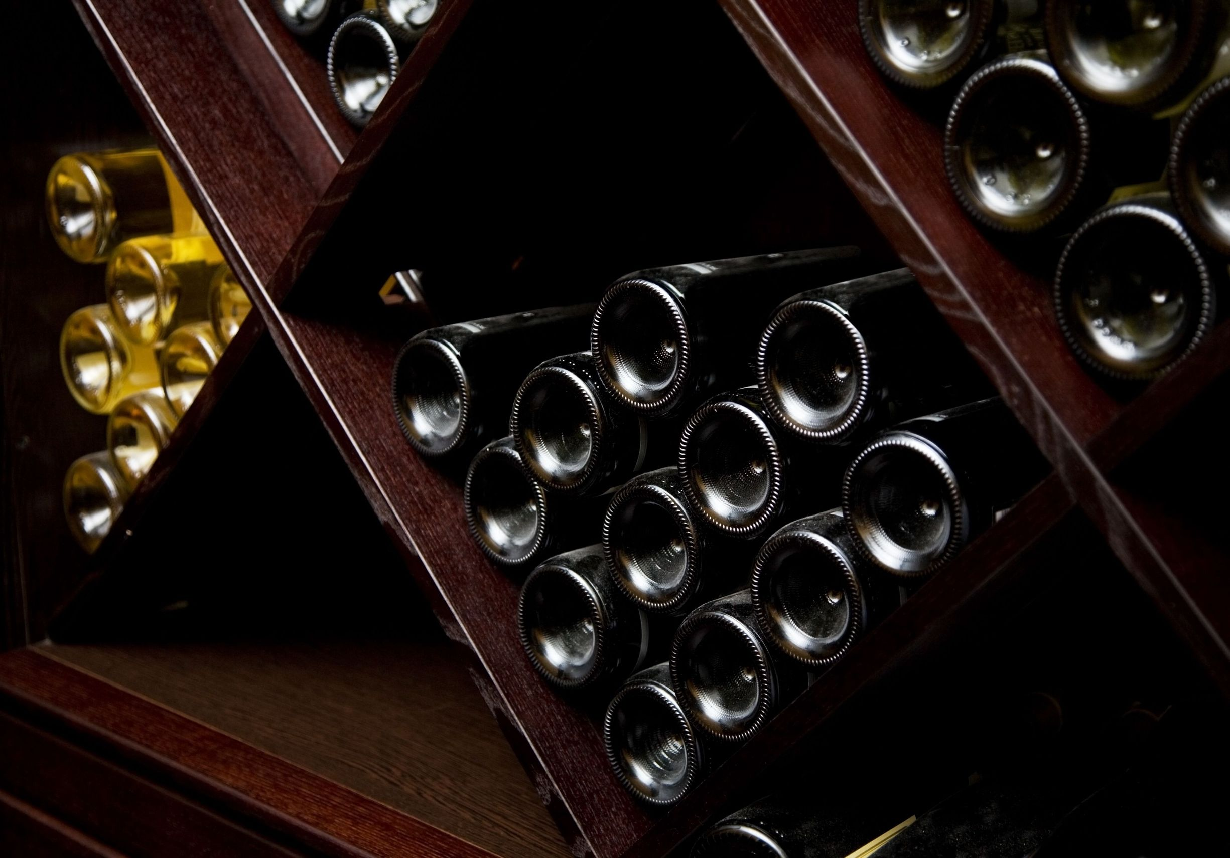 Wein Lagerung Keller