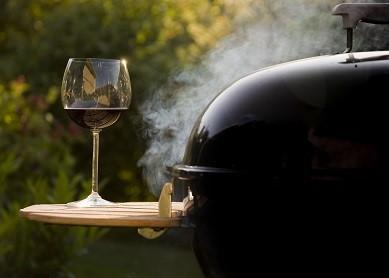 Pinot Noir Grillen Grill