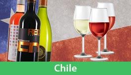 Probierpakete Wein Chile