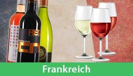 Probierpakete Wein Frankreich