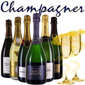 Champagner, der besondere Luxus