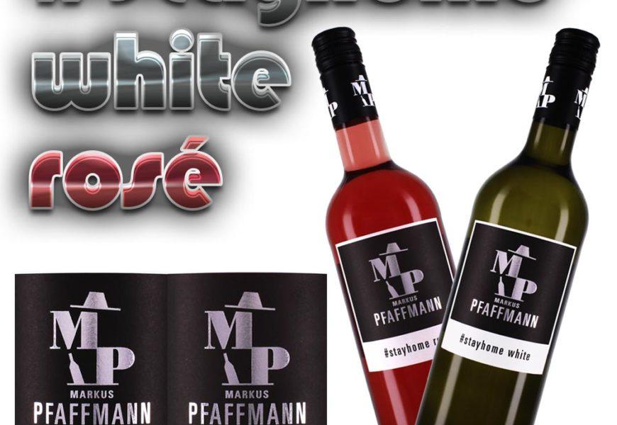 Der Pfälzer Winzer Markus Pfaffmann trinkt seine Weine zu Hause